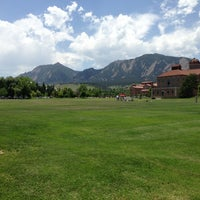 Foto diambil di University of Colorado Boulder oleh Rod R. pada 6/21/2013