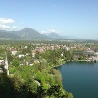 Foto scattata a Blejski Grad | Bled Castle da Max il 5/3/2013