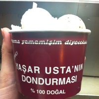 รูปภาพถ่ายที่ Dondurmacı Yaşar Usta โดย Suzannese M. เมื่อ 4/23/2013