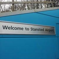 Foto scattata a London Stansted Airport (STN) da Carla F. il 4/11/2013