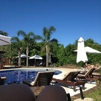 Foto tomada en Sheraton Iguazú Resort & Spa por Heather el 1/26/2013