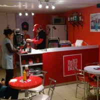 Das Foto wurde bei The Red Coffee Box von love l. am 11/24/2012 aufgenommen