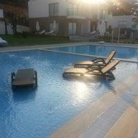 Foto scattata a Thor Luxury Hotel & SPA Bodrum da Kivanc E. il 7/17/2013