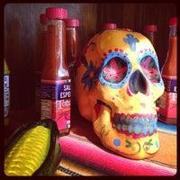 4/11/2013にEdson T.がTotopos Gastronomia Mexicanaで撮った写真