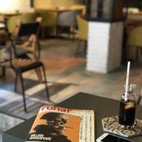 7/25/2017 tarihinde Enes Korkmazziyaretçi tarafından Black Ivory Coffee'de çekilen fotoğraf