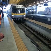 Foto tirada no(a) LRT 2 (V. Mapa Station) por anya000731 em 11/22/2012