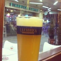 Photo prise au La Fabrica Museo de La Cerveza par Xanfru le3/24/2013