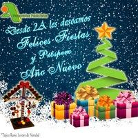 Снимок сделан в 2A Promociones Publicitarias пользователем 2A Promociones Publicitarias 12/22/2014