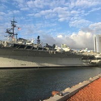 Das Foto wurde bei USS Midway Flight Deck von Seyhan T. am 10/14/2018 aufgenommen