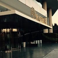 11/4/2014에 Vildan Y.님이 Raffles Istanbul Zorlu Center에서 찍은 사진