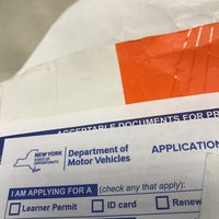 ... Photo taken at NYS Department of Motor Vehicles License Express by Pollu on 4/27 ...
