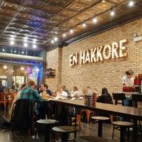 รูปภาพถ่ายที่ En Hakkore 2.0 โดย Eater เมื่อ 5/24/2017