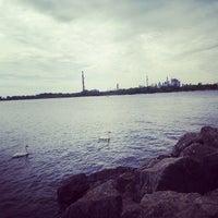 6/5/2013 tarihinde Marcus K.ziyaretçi tarafından Ashbridge's Bay Park'de çekilen fotoğraf