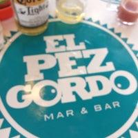 3/22/2014에 Mariano님이 El Pez Gordo에서 찍은 사진
