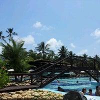 Das Foto wurde bei Cana Brava Resort von Ricardo Vilhena M. am 9/23/2012 aufgenommen