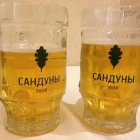 รูปภาพถ่ายที่ Сандуновские бани โดย Ekaterina S. เมื่อ 4/30/2013