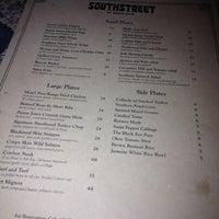 11/11/2012에 Aubrey S.님이 Southstreet Restaurant & Bar에서 찍은 사진