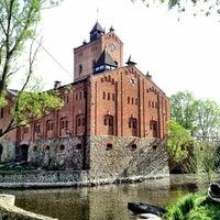 Foto tirada no(a) Замок Радомиcль / Radomysl Castle por Sergey M. em 5/2/2013