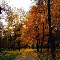 Foto scattata a ПКиО «Красная Пресня» da Polina L. il 10/11/2013