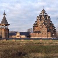 Снимок сделан в Невский лесопарк пользователем Виктория Ф. 11/27/2012