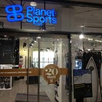 Снимок сделан в Planet Sports Flagshipstore пользователем Bastian B. 2/15/2013