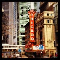 Foto scattata a The Chicago Theatre da Joseph C. il 4/28/2013
