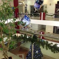 Снимок сделан в ТРЦ «Сити Центр» пользователем Анна 12/19/2012