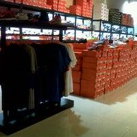 fecbdae70f3d68 ... Photo taken at Nike Warehouse Center by Brahmana J. on 5 2 2013