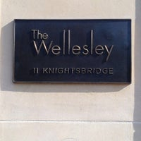 Foto scattata a The Wellesley Knightsbridge da Katy P. il 7/4/2013