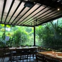10/14/2018 tarihinde JuanJuan Y.ziyaretçi tarafından ATOUT Restaurant'de çekilen fotoğraf