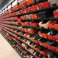 designer fashion 4718a fec2f ... Photo taken at Nike Factory Store by Francisco T. on 5 2 2017 ...