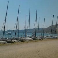 7/7/2013 tarihinde B'anu K.ziyaretçi tarafından Erine Beach Club'de çekilen fotoğraf
