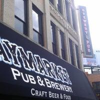 5/11/2013 tarihinde Brian F.ziyaretçi tarafından Haymarket Pub & Brewery'de çekilen fotoğraf