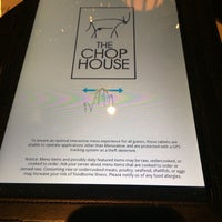 Menu The Chop House Steakhouse In Heartside Downtown Grand Rapids