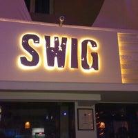 11/25/2012にrajeshがSwig Bar & Eateryで撮った写真