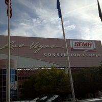 11/1/2012 tarihinde Rockyziyaretçi tarafından Las Vegas Convention Center'de çekilen fotoğraf