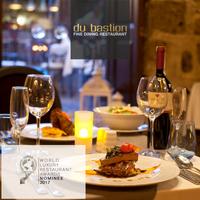 Foto diambil di Du Bastion Fine Dining Restaurant oleh Du Bastion Fine Dining Restaurant pada 2/16/2017