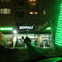Снимок сделан в Konyalı Ahmet Usta пользователем Yunus Emre U. 12/27/2012