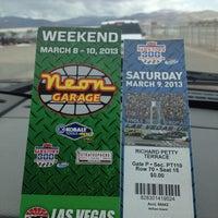Photo prise au Las Vegas Motor Speedway par Sean R. le3/9/2013
