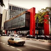 Foto scattata a Museu de Arte de São Paulo (MASP) da Billy C. il 2/17/2013
