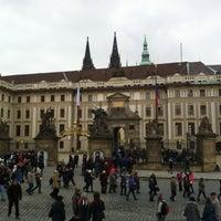 2/28/2013 tarihinde Alyona K.ziyaretçi tarafından Prag Kalesi'de çekilen fotoğraf