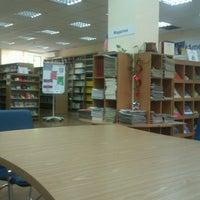 6/5/2013にDiana R.がАмериканська бібліотекаで撮った写真