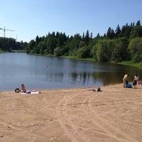 Das Foto wurde bei Pikkukosken uimaranta von Harri A. am 7/1/2013 aufgenommen