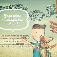 Foto tirada no(a) NACC - Núcleo de Apoio à Criança com Câncer por NACC - Núcleo de Apoio à Criança com Câncer em 10/9/2013
