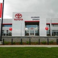 Larry H Miller Toyota Colorado Springs >> Larry H Miller Toyota Colorado Springs Auto Dealership In Ivywild