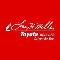 Photo Taken At Larry H Miller Toyota Boulder By Automotive Dealerships