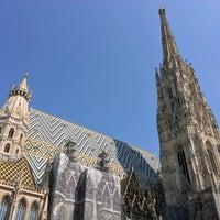 4/28/2014 tarihinde Blancheziyaretçi tarafından Aziz Stephan Katedrali'de çekilen fotoğraf