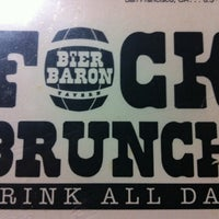 รูปภาพถ่ายที่ Bier Baron Tavern โดย Pete B. เมื่อ 3/23/2013