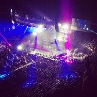 7/7/2013 tarihinde Nonnie C.ziyaretçi tarafından STAPLES Center VIP SUITES'de çekilen fotoğraf