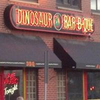 3/14/2013にBill M.がDinosaur Bar-B-Queで撮った写真